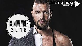 TOP 20 Deutschrap CHARTS   18. November 2018