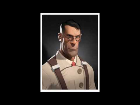 Vidéo TF2 French Voices - Medic (voiced by Martial Le Minoux)