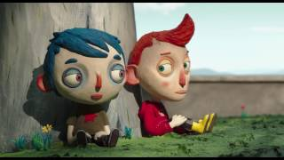 My Life As A Zucchini [OSCAR NOMINEE - Official English Trailer, GKIDS]
