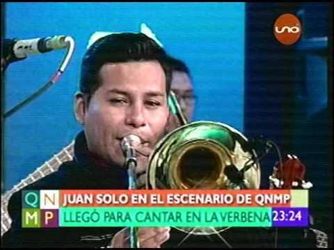 Doble Via y Juan Solo en Que No Me Pierda 1  - Amame