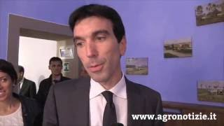 Global food forum, la parola a Martina