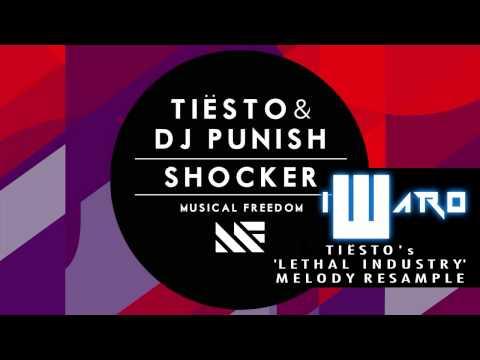 Tiësto & Dj Punish - Shocker (Iwaro 'Lethal Industry' Melody Resample)