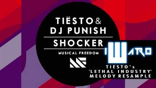 Tiësto & Dj Punish - Shocker (Iwaro