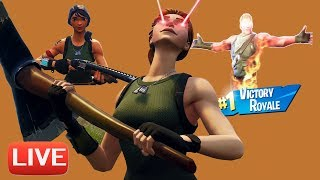 DEFAULT SKIN CHALLANGE ON FORTNITE! (WITH SUBSCRIBERS) (Click Like)