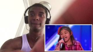 Angelica Hale: Future Star STUNS The Crowd OH. MY. GOD!!! REACTION!
