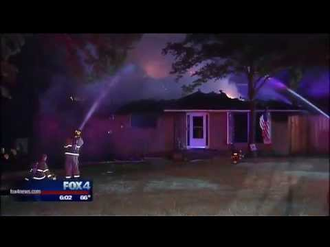 Fire Destroys Duncanville Home