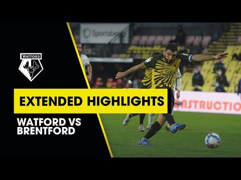 Watford Brentford Goals And Highlights