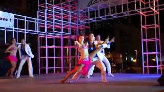 Singapore Cuban Salsa Performance Yanqing  Esplanade Da ns Festival 2013   Actfa