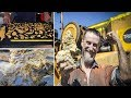 Biggest Gold Nugget EVER weighing 90kg and worth $3million found in Australia