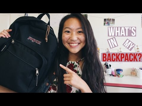 How to Organize Backpack + Supplies Giveaway!