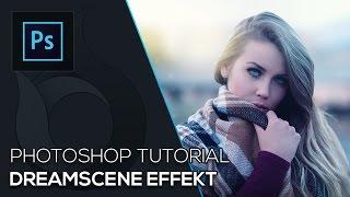 Dreamscene Effekt | Photoshop Tutorial | German | Wildfire Graphics