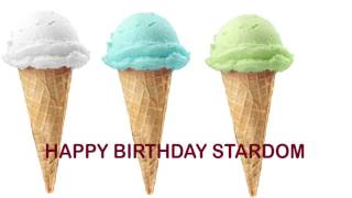 Stardom   Ice Cream & Helados