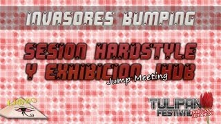 Sesion Hardstyle & Jump Meeting JHDB @ Tulipan Festival - Invasores Bumping @ Limbo (Cierre Sala)