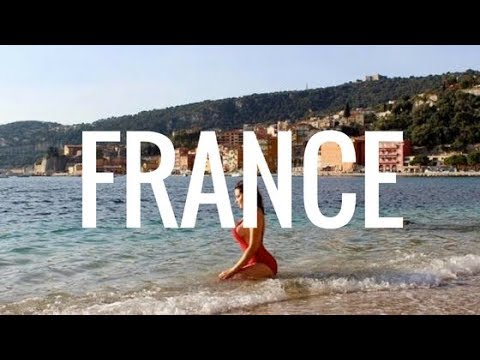Backpacking FRANCE | Paris, Orleàns, Nice, Grenoble, Annecy