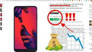 Huawei P20 Pro Now Only $560.00 With Amazon PRIME (Huge Price Drop) 2019