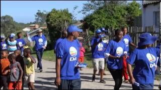 Blue Wave Smutsville Ward 1 Knysna