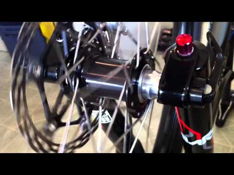 Hadley Front Hub Spin