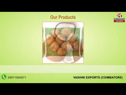 Coconut Products  by Vashini Exports, Coimbatore