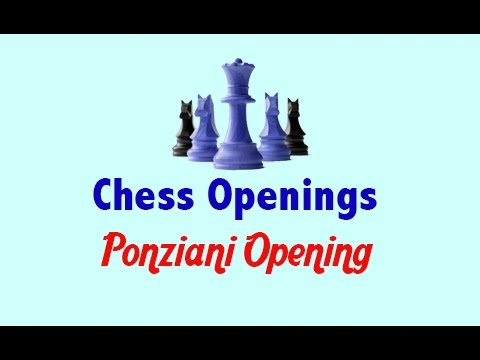 Chess Openings Ponziani Opening   Chess WebsiteChess   Chess WebsiteChess