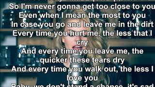 Davina Michelle - Too Good At Goodbyes