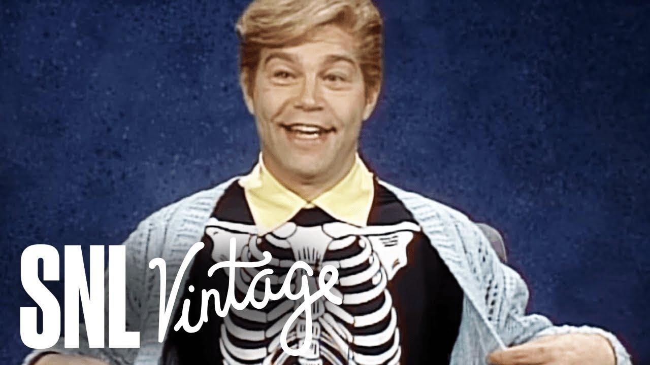 Daily Affirmation: Stuart Smalley\'s (Al Franken) Halloween Story - SNL