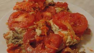 Как вкусно приготовить скумбрию в мультиварке. How delicious to cook fish in the slow cooker.