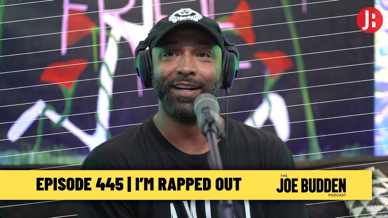 Download The Joe Budden Podcast Episode 445   I'm Rapped Out