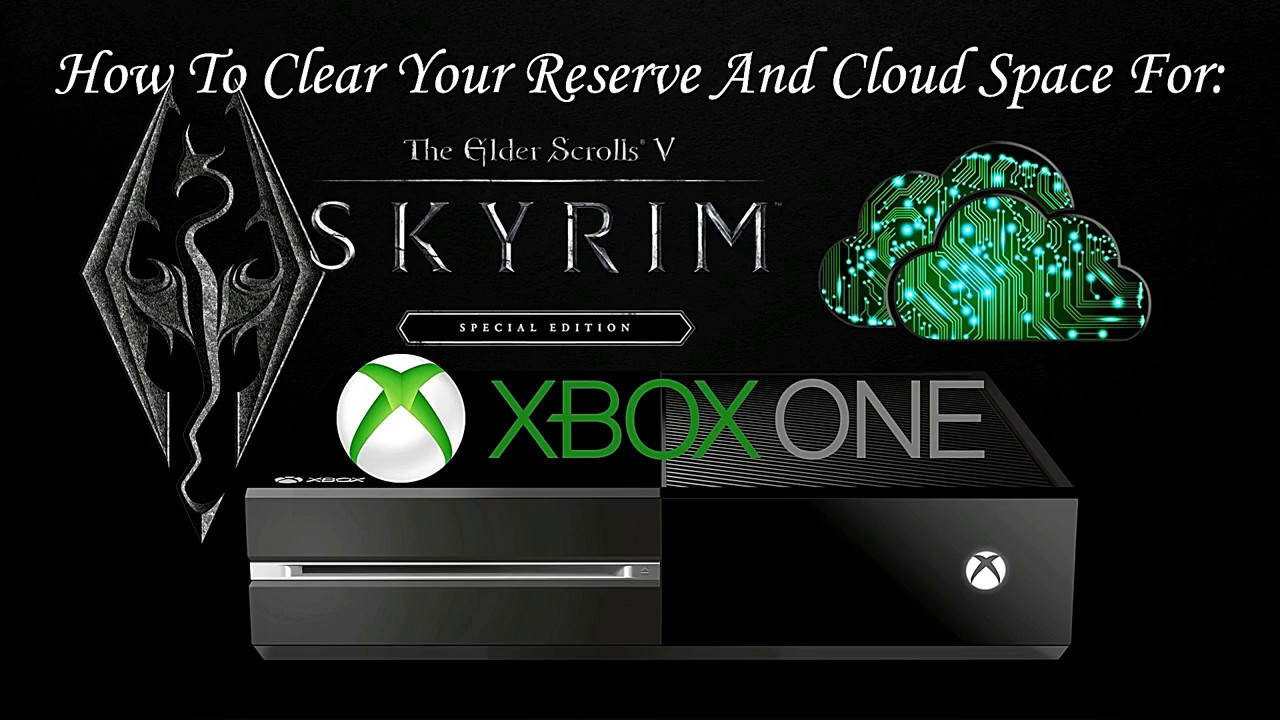 Reserve Space HOW TO CLEAR XBOX One Cloud Mods made by KK1349 TOSO