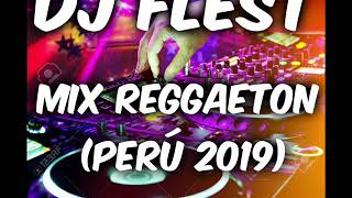 DJ Flest - Mix Reggaeton (PERÚ 2019)
