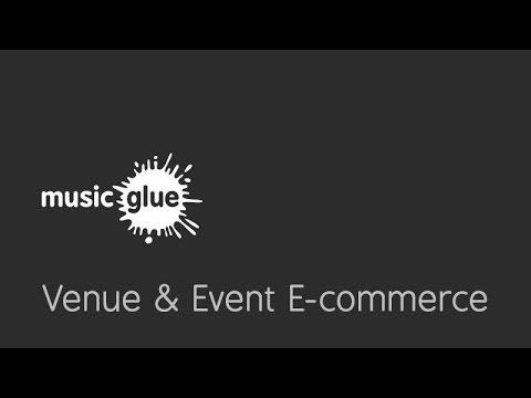 Event management on Music Glue
