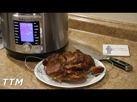 Sacrificial Tri Tip Roast in the Instant Pot Ultra 60 Pressure Cooker~Shredded Beef