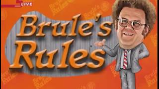 Brule's Rules: Bones - Tim and Eric Awesome Show Great Job!