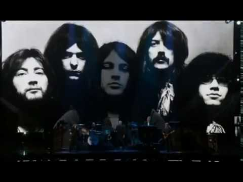 Deep Purple -  Smoke on the water [ 2016 Rock and roll hall of fame induction ceremony ].