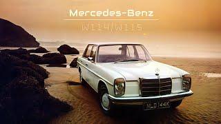 Mercedes-Benz W114/W115