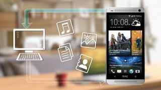 HTC One (M7) - Manage files between your phone and computer