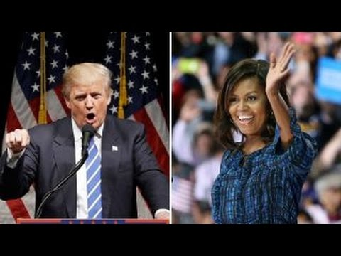 Michelle Obama blasts Trump's 'birther' record Mp3