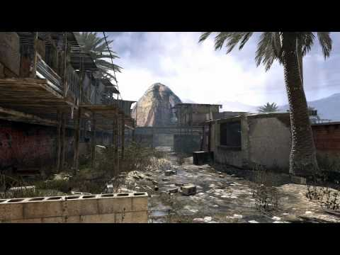 Modern Warfare 2 Favela Dreamscene Video Wallpaper