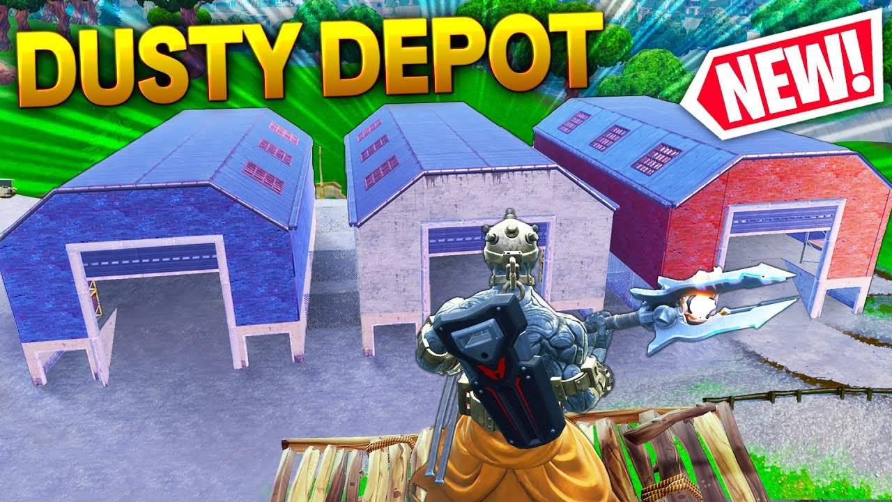 *NEW* DUSTY DEPOT is Coming Back..?!! | Fortnite Funny and ...
