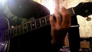 видеоразбор на гитаре испанская гитара часть 1