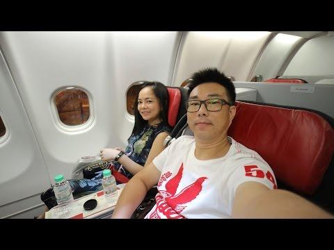 Life Vlog#6 ประสบการณ์เดินทางไปญี่ปุ่นกับ Air Asia X ชั้น Business class
