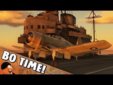 "War Thunder - Corsair F. Mk II ""Howard The Bot!"