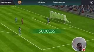 Roblox and fifa mobile football