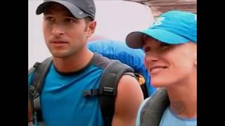 Amazing Race Fail Moments #8 - Dennis And Erika Are Eliminated