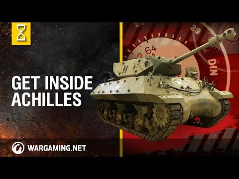 Inside the Chieftain's Hatch: Achilles Part 2