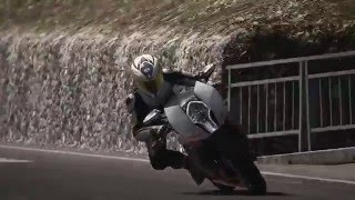 Ride - First contact with KTM RC8 and with Riviera Track