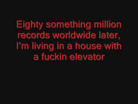 Eminem-Elevator (with lyrics)