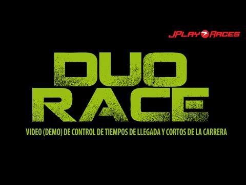 DUO RACE (Video DEMO de Control)