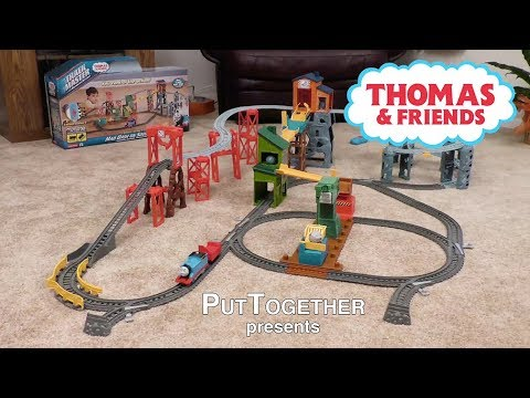 Fisher-Price Mad Dash On Sodor Set Assembly Instructions | Thomas & Friends 2017