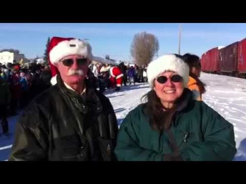 2011 CP Holiday Train - Bredenbury, SK