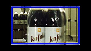 Breaking News | Czech cola group Kofola adds Slovak mineral water to portfolio